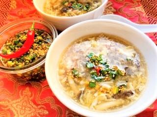 【イベント情報】2018年10・11月料理教室「台湾料理」