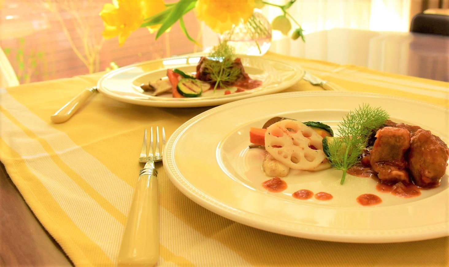 【イベント情報】2016年1・2月料理教室「フレンチ」