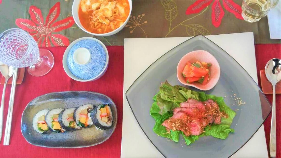 【イベント情報】2016年3月料理教室「韓国料理」